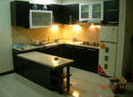 interior design kitchensettamanubud s Desain Kitchen Set
