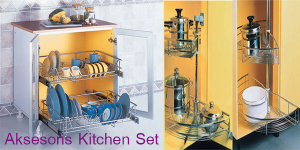 Aksesoris Pelengkap Kitchen Set