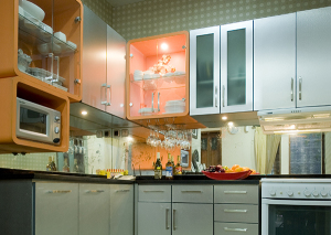 kitchen set mungil