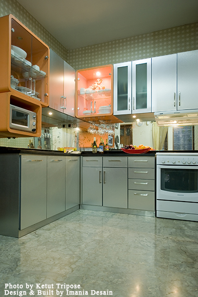 Kitchen Set Puri Bintaro