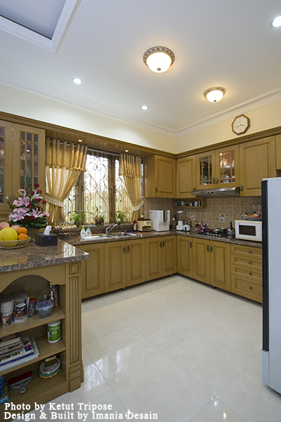 Kitchen Set Telaga Golf