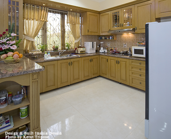 Kitchen Set Telaga Golf 2
