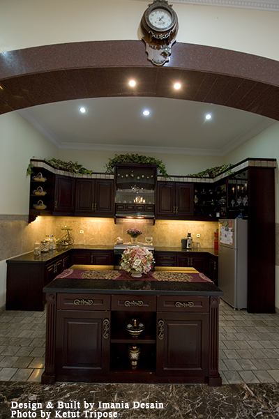 Kitchen Set palem semi