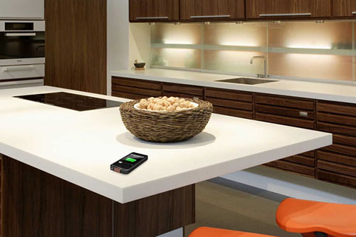 solid surface counter top