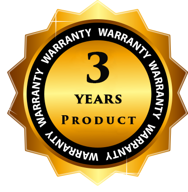 Warranty for product
