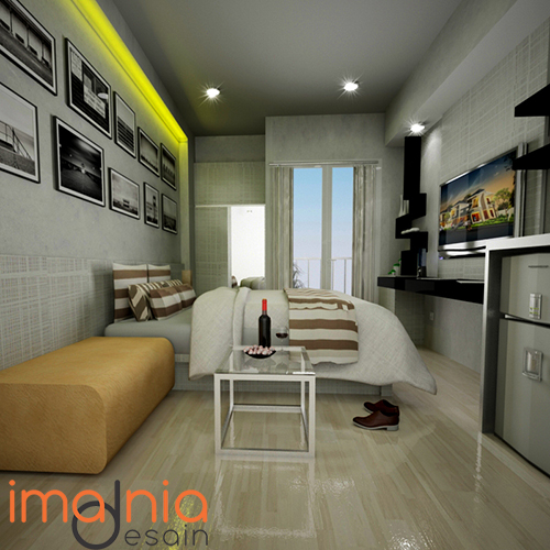 Design interior apartemen home ideas for House interior design jakarta