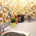 Kitchen Sink Apartemen City Light