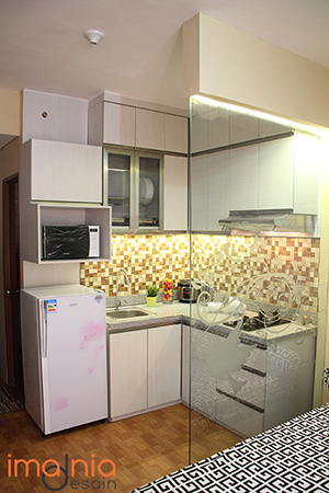 Partisi Apartemen City Light